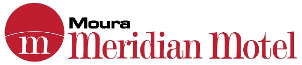 Moura Meridian Motel Retina Logo